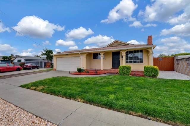 1276 Gomer St, Hayward, CA 94544 (#ML81841625) :: The Kulda Real Estate Group