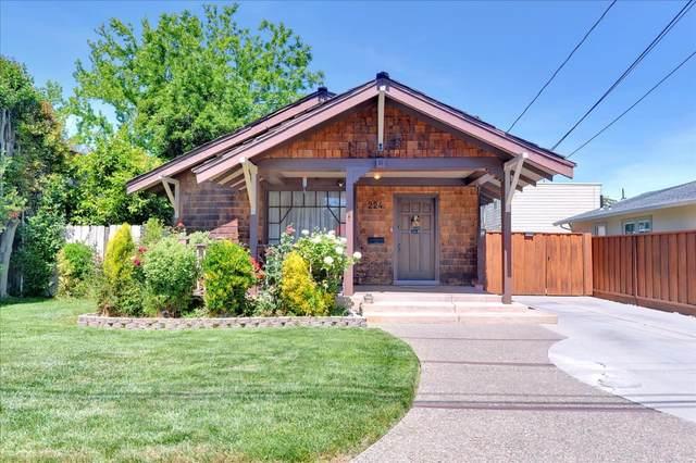 224 Poplar Ave, Redwood City, CA 94061 (#ML81841643) :: The Goss Real Estate Group, Keller Williams Bay Area Estates