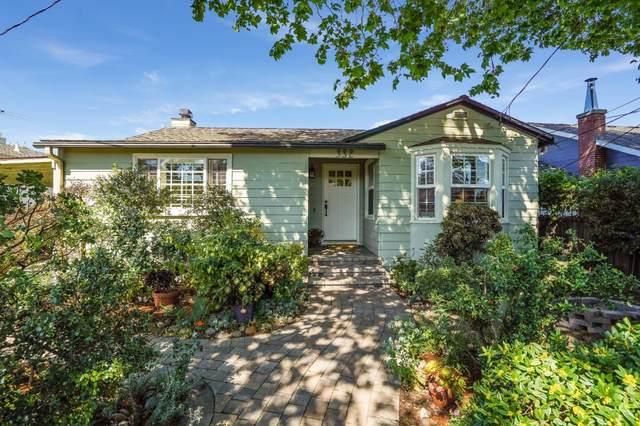 332 San Antonio Ave, San Mateo, CA 94401 (#ML81841685) :: Schneider Estates