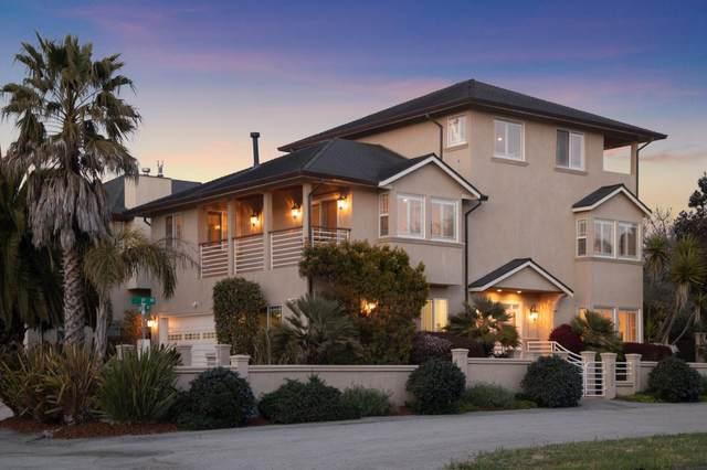 160 Cortez Ave, Half Moon Bay, CA 94019 (#ML81841690) :: The Kulda Real Estate Group