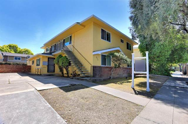 670 Grand Fir Ave, Sunnyvale, CA 94086 (#ML81841693) :: Real Estate Experts