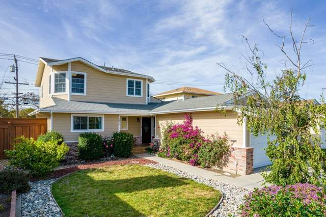 1075 Annapolis Dr, San Mateo, CA 94403 (#ML81841695) :: The Kulda Real Estate Group