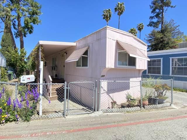 411 Lewis Rd 289, San Jose, CA 95111 (#ML81841707) :: Robert Balina | Synergize Realty