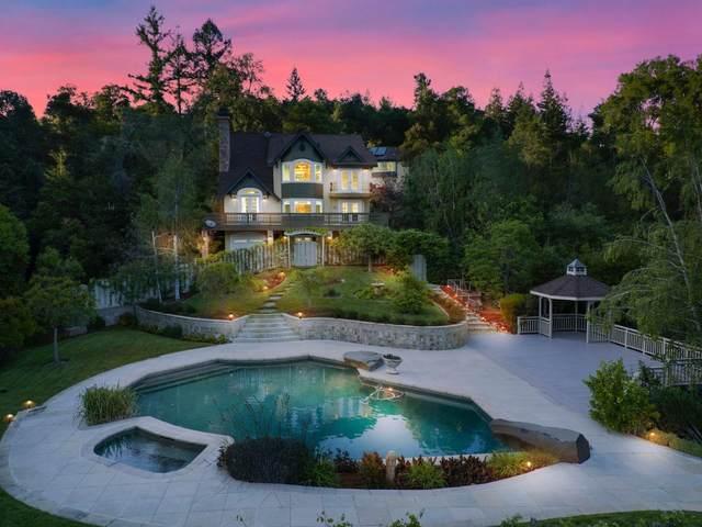 25360 Mountain Charlie Rd, Scotts Valley, CA 95066 (#ML81841713) :: Schneider Estates