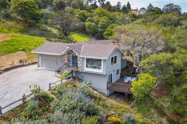 95 Lookout Rd, Hillsborough, CA 94010 (#ML81841729) :: The Kulda Real Estate Group