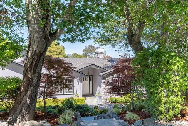 109 Los Robles Dr, Burlingame, CA 94010 (#ML81841731) :: The Kulda Real Estate Group