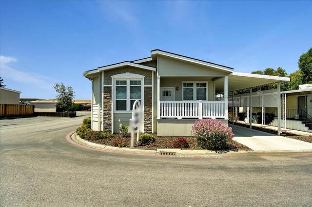 1085 Tasman Dr 44, Sunnyvale, CA 94089 (#ML81841755) :: Live Play Silicon Valley