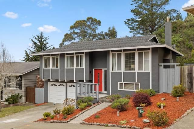 17 Vega Ct, Pacifica, CA 94044 (#ML81841803) :: The Kulda Real Estate Group