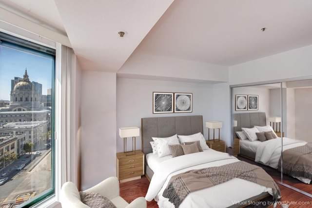 601 Van Ness Ave 802, San Francisco, CA 94102 (#ML81841848) :: Real Estate Experts