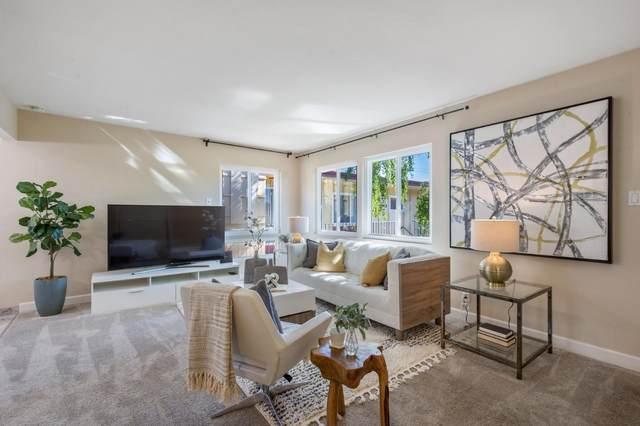 3049 Los Prados St 223, San Mateo, CA 94403 (#ML81841850) :: The Kulda Real Estate Group