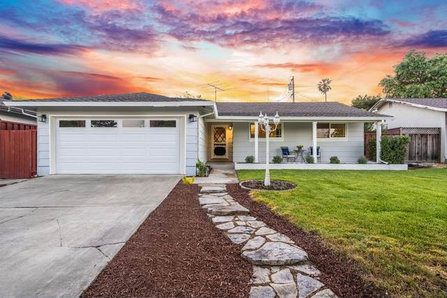 3687 Cefalu Dr, San Jose, CA 95124 (#ML81841853) :: Real Estate Experts