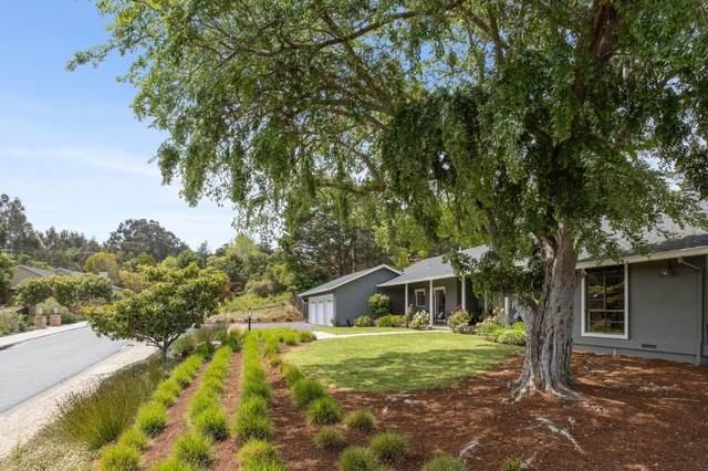 760 Clydesdale Dr, Hillsborough, CA 94010 (#ML81841877) :: The Kulda Real Estate Group