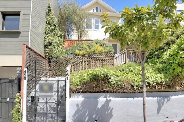 459 & 461 Potrero Ave, San Francisco, CA 94110 (#ML81841885) :: The Kulda Real Estate Group