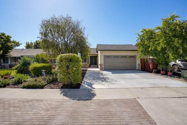 664 Faye Park Dr, San Jose, CA 95136 (#ML81841922) :: The Kulda Real Estate Group