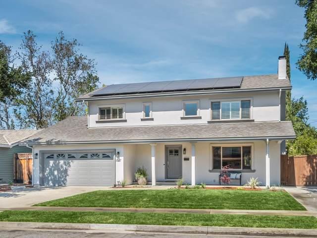1087 Fleetwood Dr, San Jose, CA 95120 (#ML81841933) :: Real Estate Experts