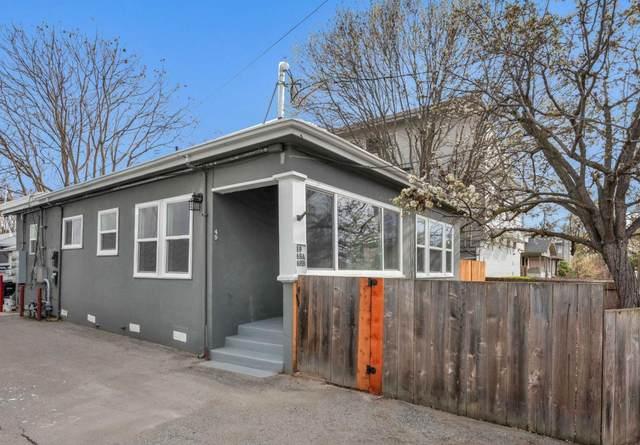 49 Oak Ave, Redwood City, CA 94061 (#ML81841946) :: The Goss Real Estate Group, Keller Williams Bay Area Estates