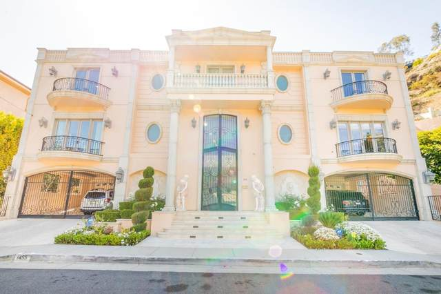 1455 Robmar Dr, Beverly Hills, CA 90210 (#ML81841948) :: The Realty Society