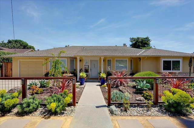 1023 Escalona Dr, Santa Cruz, CA 95060 (#ML81841982) :: Intero Real Estate