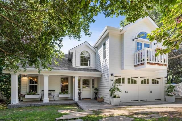 764 W California Way, Woodside, CA 94062 (#ML81841987) :: The Kulda Real Estate Group