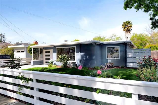 1247 Carlton Ave, Menlo Park, CA 94025 (#ML81841997) :: Schneider Estates