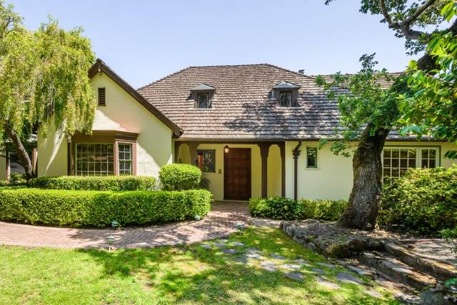 100 Woodridge Rd, Hillsborough, CA 94010 (#ML81842001) :: The Gilmartin Group