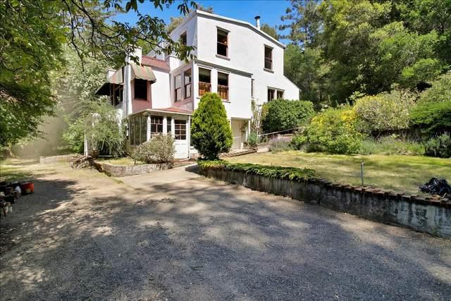 4361 Branciforte Dr, Santa Cruz, CA 95065 (#ML81842017) :: The Goss Real Estate Group, Keller Williams Bay Area Estates