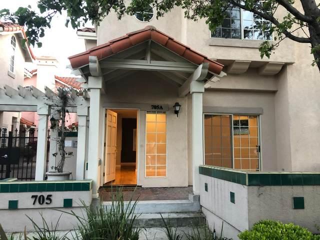 705 Woodside Way A, San Mateo, CA 94401 (#ML81842054) :: The Kulda Real Estate Group