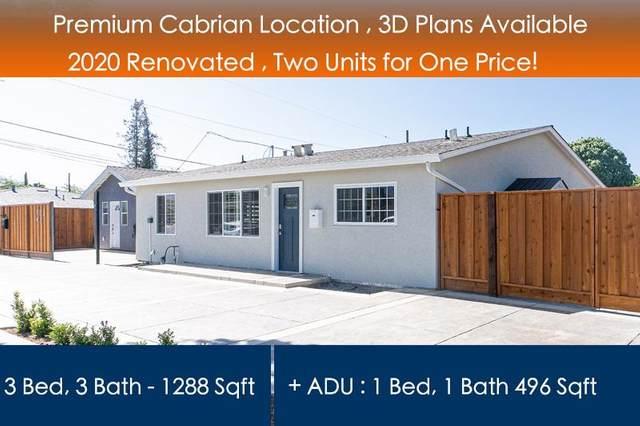 1703 Hillsdale Ave, San Jose, CA 95124 (#ML81842061) :: Olga Golovko