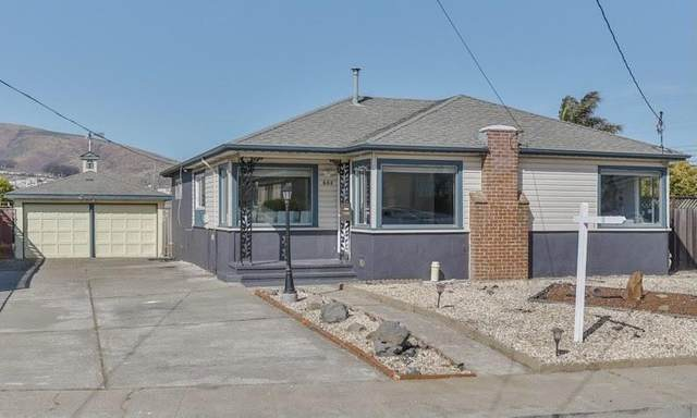 604 Myrtle Ave, South San Francisco, CA 94080 (#ML81842083) :: The Sean Cooper Real Estate Group