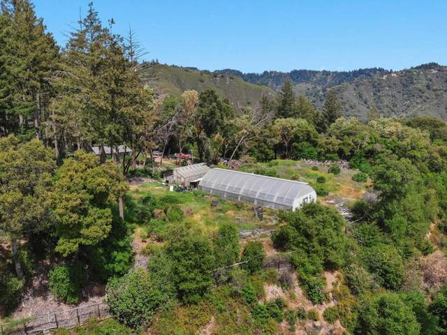 215 Skyview Rd, Boulder Creek, CA 95006 (MLS #ML81842107) :: Compass
