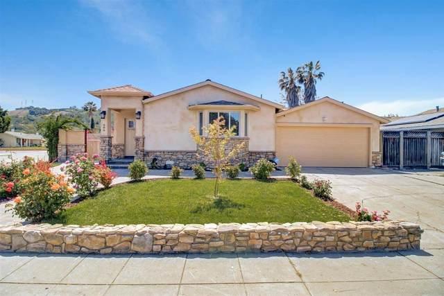 686 Los Huecos Dr, San Jose, CA 95123 (#ML81842119) :: The Kulda Real Estate Group