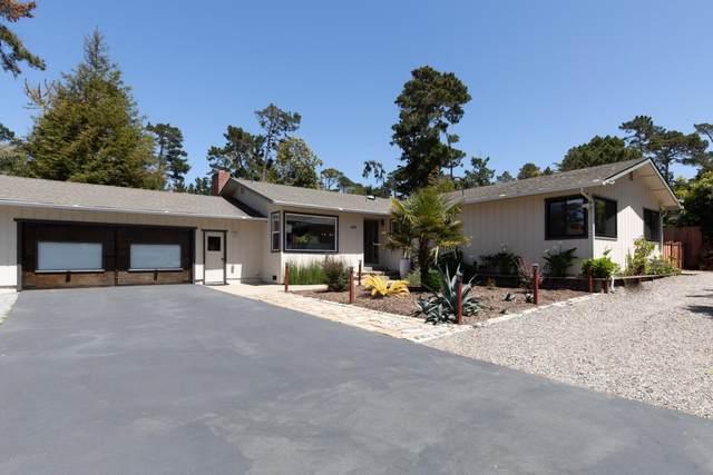 1145 Wildcat Canyon Rd, Pebble Beach, CA 93953 (#ML81842141) :: Alex Brant