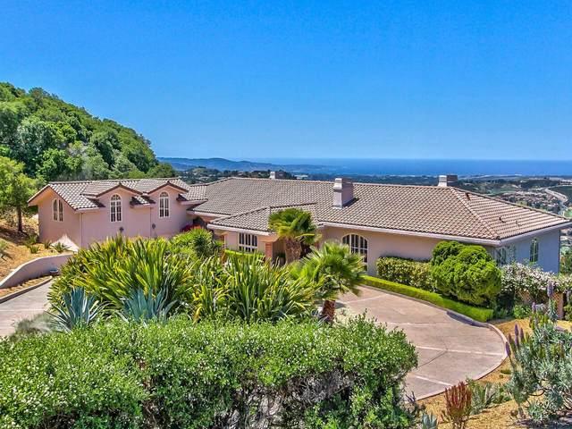 25548 Paseo De Cumbre, Monterey, CA 93940 (#ML81842164) :: Alex Brant