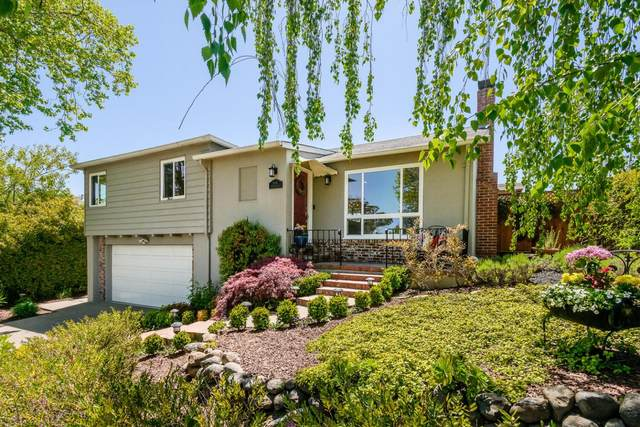 1515 Los Montes Dr, Burlingame, CA 94010 (#ML81842205) :: The Kulda Real Estate Group