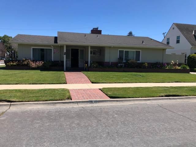 1 Los Laureles Ave, Salinas, CA 93901 (#ML81842211) :: Robert Balina | Synergize Realty