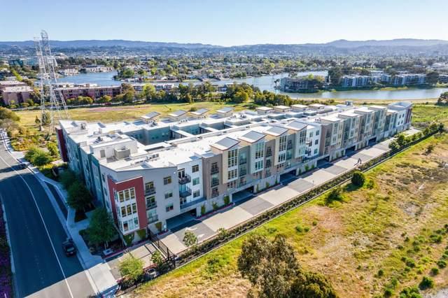 400 Mariners Island Blvd 207, San Mateo, CA 94404 (#ML81842260) :: Paymon Real Estate Group