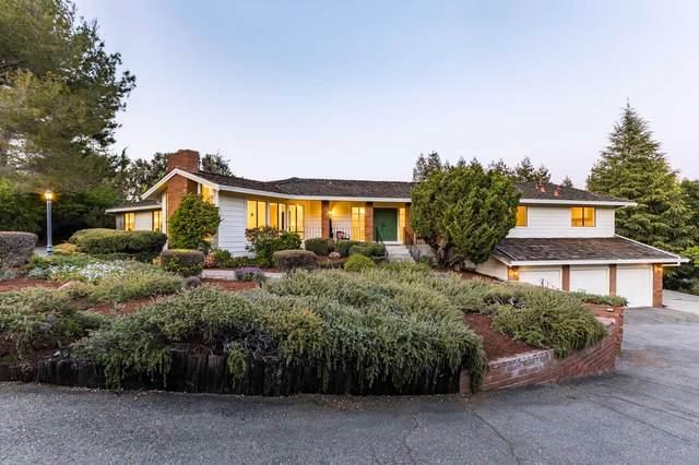 23195 Eastbrook Ave, Los Altos, CA 94024 (#ML81842272) :: Alex Brant