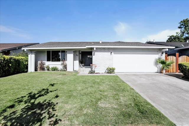 80 Cherry Blossom Dr, San Jose, CA 95123 (#ML81842279) :: The Kulda Real Estate Group