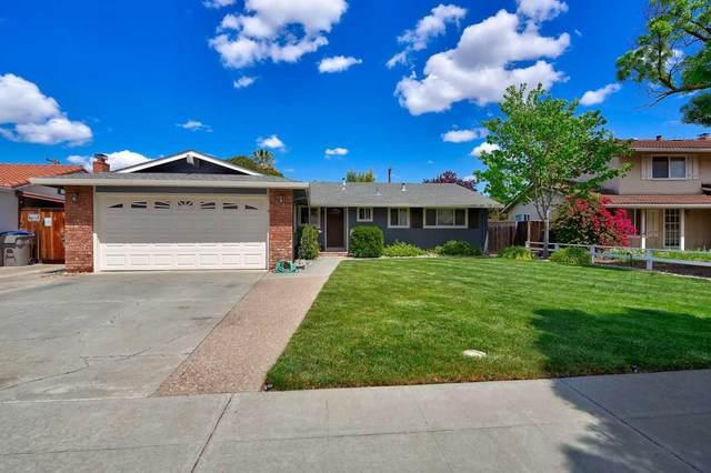 5550 Woodhurst Ln, San Jose, CA 95123 (#ML81842291) :: The Kulda Real Estate Group