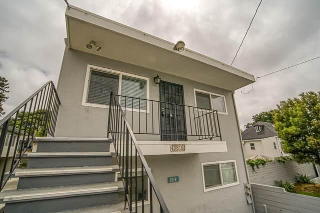 3814 Ruby St, Oakland, CA 94609 (#ML81842295) :: Schneider Estates