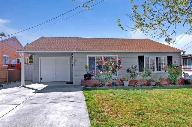 1359 Hollyburne Ave, Menlo Park, CA 94025 (#ML81842316) :: Schneider Estates