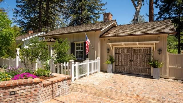 21498 Almaden Rd, San Jose, CA 95120 (#ML81842322) :: Real Estate Experts