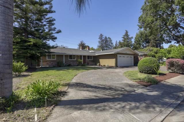 1282 Cameo Dr, Campbell, CA 95008 (#ML81842325) :: Intero Real Estate