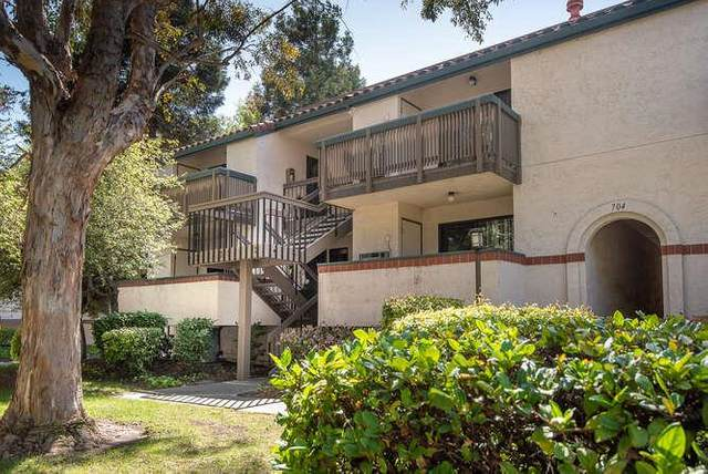 704 San Conrado Ter 4, Sunnyvale, CA 94085 (#ML81842331) :: Robert Balina | Synergize Realty