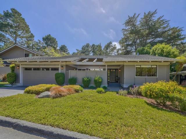 59 Country Club Gate, Pacific Grove, CA 93950 (#ML81842335) :: Alex Brant