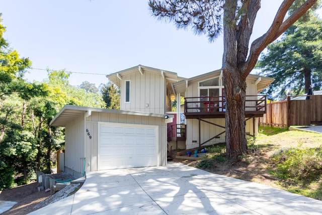 669 Clubhouse Dr, Aptos, CA 95003 (#ML81842350) :: Schneider Estates