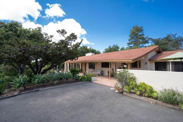 11585 Mccarthy Rd, Carmel Valley, CA 93924 (#ML81842351) :: Strock Real Estate