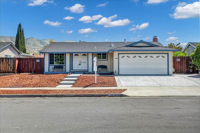 2872 Haughton Dr, San Jose, CA 95148 (#ML81842354) :: Intero Real Estate