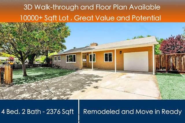 1341 Rosemary Ln, Concord, CA 94518 (#ML81842360) :: Schneider Estates
