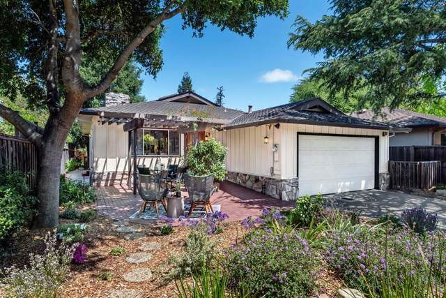 285 Valley St, Los Altos, CA 94022 (#ML81842375) :: The Kulda Real Estate Group